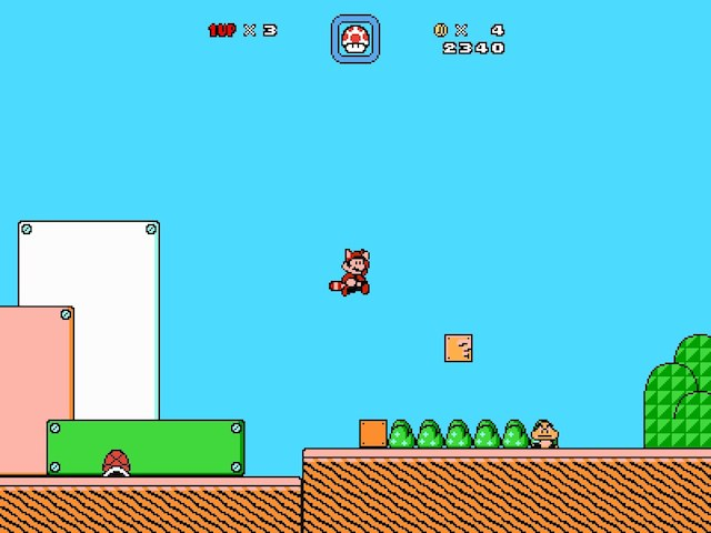 I've always hoped for the solution to pop up as the Super leaf in Mario.