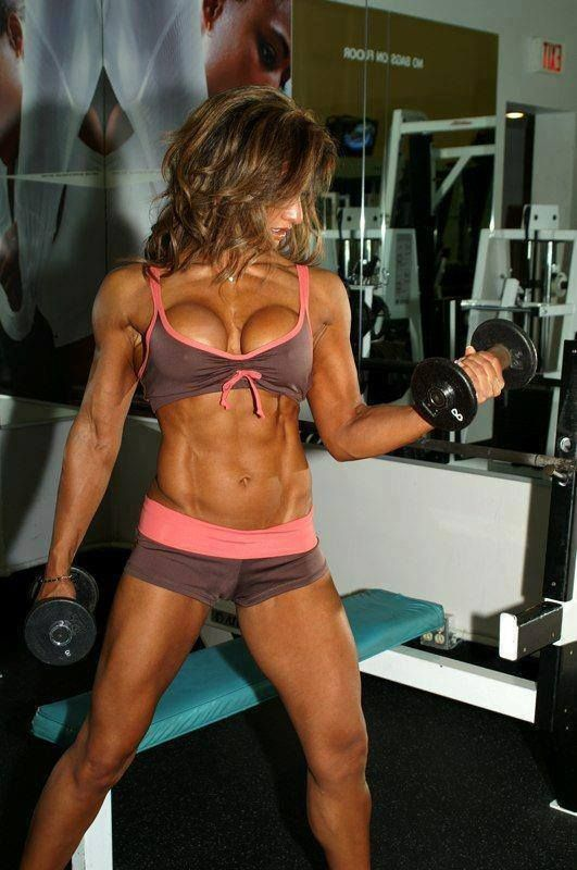 muscled-woman